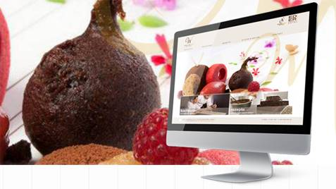 Homepage und Webshop im Responsive Design - Eveline Wild